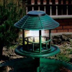 4-in-1 Solar Bird Hotel