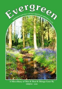 Evergreen single issue - Spring 2019