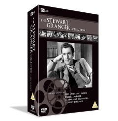 The Stewart Granger Collection (12-DVD Set)