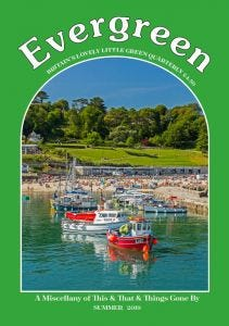 Evergreen single issue - Summer 2019