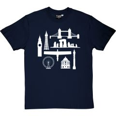 English Landmarks T-Shirt