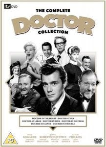 The Complete Doctor Collection (7-DVD Set)