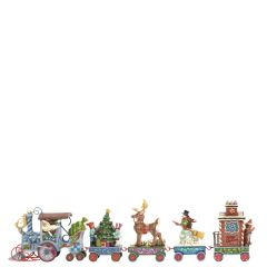 The North Star Express (Holiday Express Train 5 Piece Set)