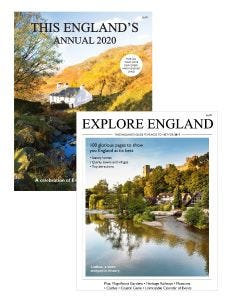 Explore England and This England Annual