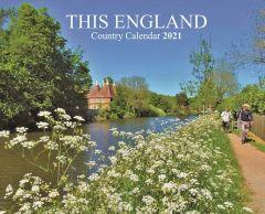 This England Country Calendar 2021