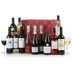 Twelve Wines in a Box