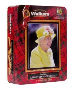 Walkers Queen Shortbread