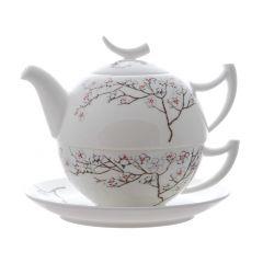 White Cherry Tea For One