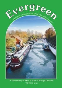 Evergreen single issue - Winter 2019