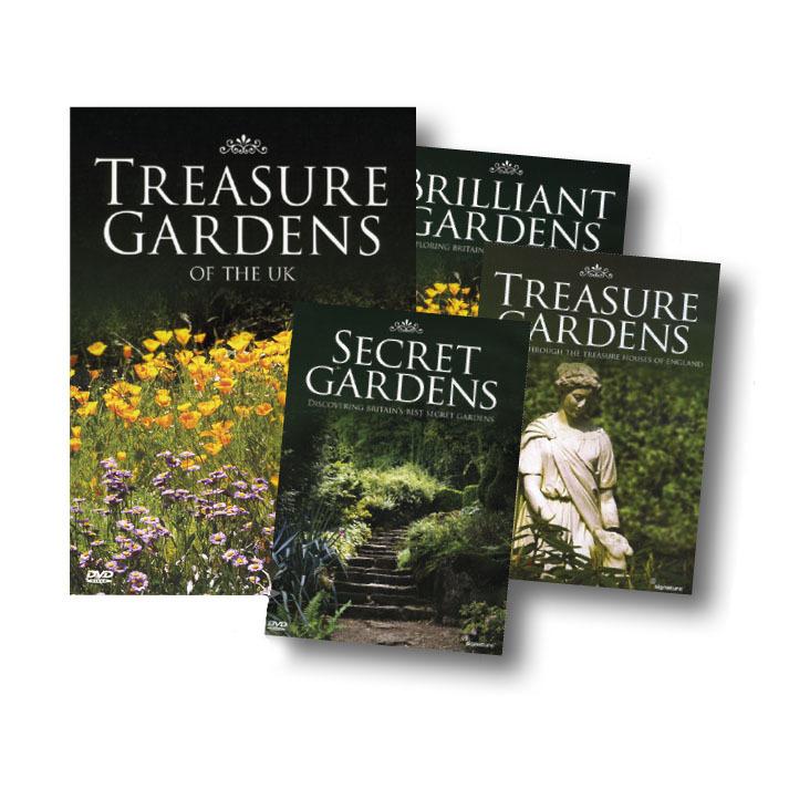 Treasure Gardens 3 DVD Set