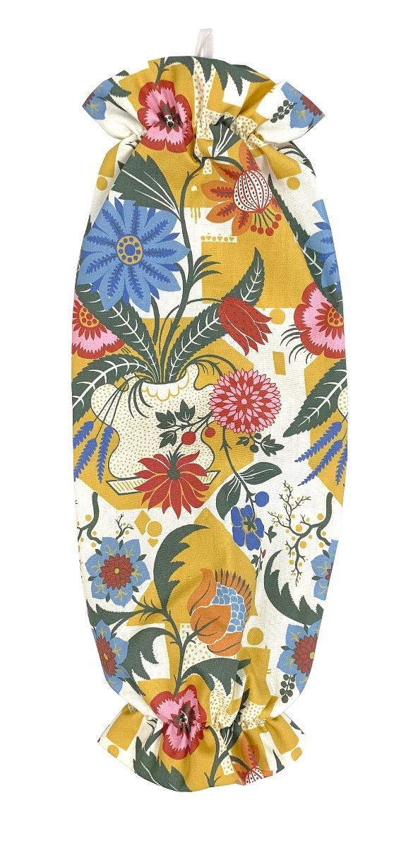 Summer Florals Bag Tidy