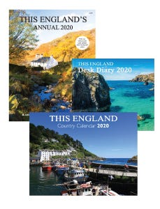 This England Annual, Country Calendar and Desk Diary
