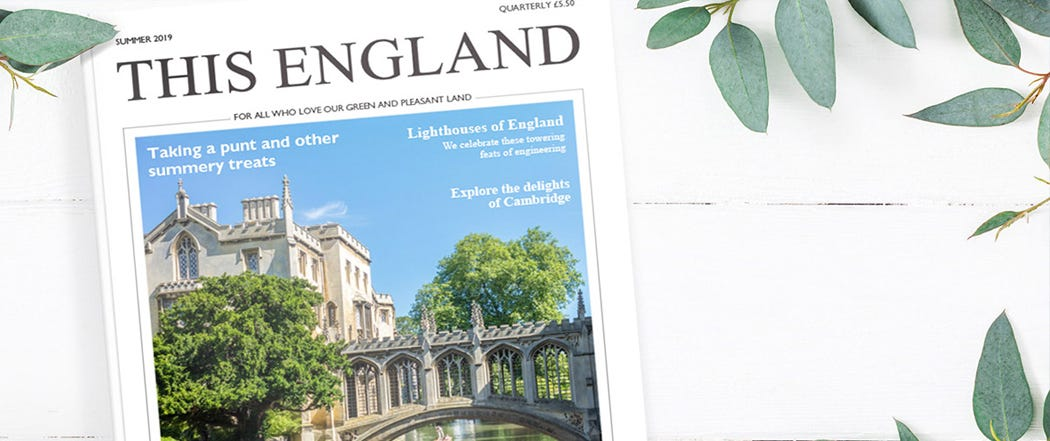 This England Magazine Summer Issue